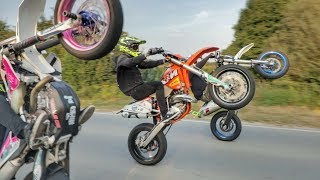Download Best of Supermoto 2017 | David Bost Video