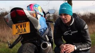 Download 2011 Suzuki GSX-R750 long term test report Video
