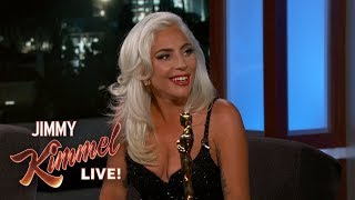 "Download Lady Gaga on Oscar Win & Being ""In Love"" with Bradley Cooper Video"