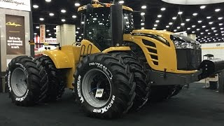 Download 2016 National Farm Machinery Show AGCO Exhibit Video