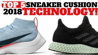 Download Top 5 Sneaker CUSHION TECHNOLOGIES in 2018 Video