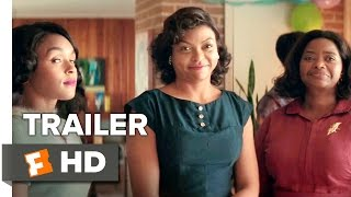 Download Hidden Figures Official Trailer 2 (2017) - Taraji P. Henson Movie Video