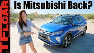 Download 2019 Mitsubishi Eclipse Cross Review: Is This the The Evo Evolved? Video
