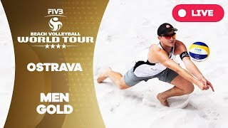 Download Ostrava 4-Star - 2018 FIVB Beach Volleyball World Tour - Men Gold Medal Match Video