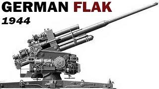 Download German Anti-Aircraft Gun System | Flak | US Air Force Training Film | 1944 Video