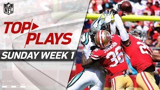 Download Top Plays from Sunday Week 1 | NFL Highlights Video