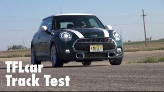 Download 2015 MINI Cooper S 0-60 MPH Track Review: A Go Kart on the Track? Video