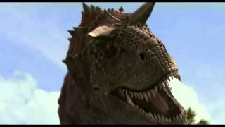 Download Dinosaur: Carnotaurus Attack: T-Rex sound effects Video
