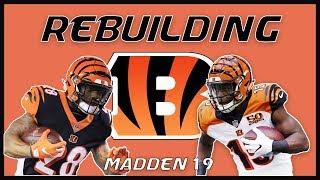 Download Madden 19 Rebuild   Cincinnati Bengals: This Corner Developed into a BEAST Video