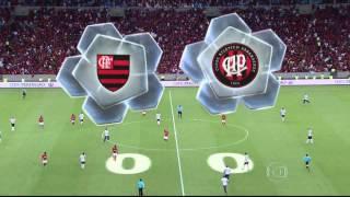 Download Flamengo x Atletico PR - Final da Copa do Brasil 2013 - TV Globo HD Video