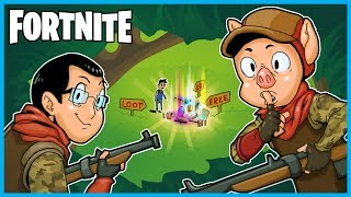 Download We Go NOOB HUNTING in Fortnite: Battle Royale! (Fortnite Hunting Rifle Funny Moments & Fails) Video