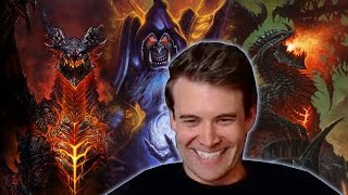 Download (Hearthstone) Dragonlord VS Dragonmaster Video