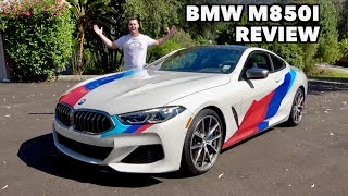 Download 2020 BMW M850i Review - Better Than An S-Class Coupe? Video