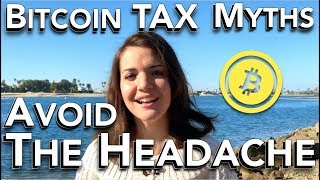 Download Bitcoin TAX Myths! How to Avoid the Headache with Cointracking Video