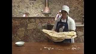 Download Lavash, the preparation, meaning and appearance of traditional Armenian bread Video