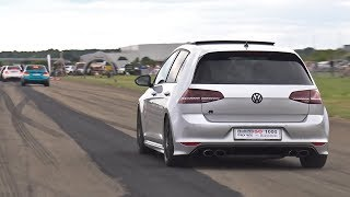 Download Supercars Accelerating LOUD! M3, M4, C63, AMG GT S, GOLF 7 R, GT-R Video