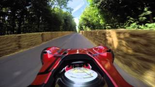 Download BAC Mono Goodwood Festival of Speed 2015 Video