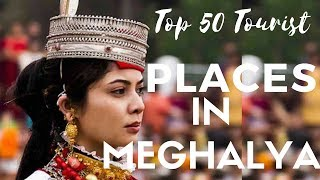 Download 50 TOP TOURIST PLACES IN MEGHALAYA Video