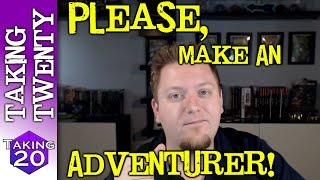 Download D&D Players, Please Make an Adventurer! Don't Be a Harry Potter! Video