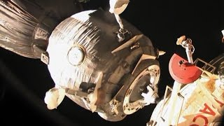 Download Soyuz Capsule Out of Control During Re-entry Video