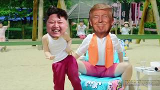 Download Trump and Kim gangnam style Video