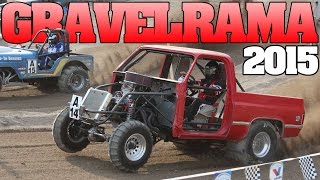 Download Gravelrama 2015: Uphill Sand drag racing Video