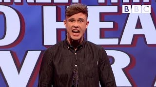 Download Unlikely things to hear over a tannoy | Mock the Week - BBC Video