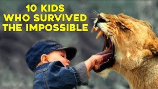 Download 10 Kids Who Survived The Impossible Video