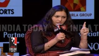 Download I'm An Indian And A Hindu; Shubhrastha's Fiery Counter At India Today Conclave 2018 Video