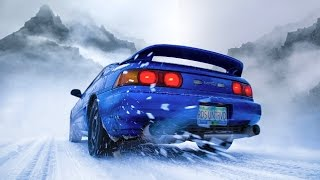 Download Epic Snow Day in my MR2! Video