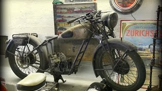 Download Vintage Motorbike Collection - Barn Find! - American Pickers Dream!! Video