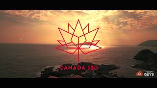 Download Canada's 150th Anniversary | The Sky Guys Drone Video Video