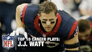 Download Top 10 J.J. Watt Career Plays...So Far | NFL Video