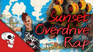 """Download Sunset Overdrive Rap by JT Music – """"I'm in Overdrive"""" Video"""
