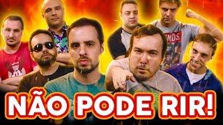 Download NÃO PODE RIR! - com COMEDIANTES (Léo Lins, Fábio Rabin, Gigante Leo e Estevam Nabote) Video