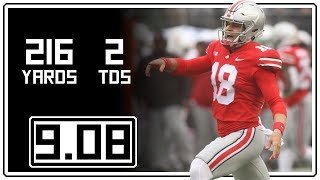 Download Tate Martell Full Highlights Ohio State vs Rutgers || 9.08.18 || 216 Yards, 2 TDs Video