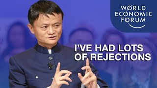Download Jack Ma: I've Had Lots Of Failures And Rejections Video