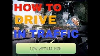 Download Learn How To Drive In Traffic -    Beginners Learn Car Driving in Hindi    Video
