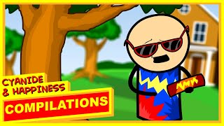 Download Cyanide & Happiness Compilation - #12 Video