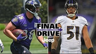 Download Dennis Pitta Gives Full Story On Scuffle With Kamalei Correa | Final Drive | Baltimore Ravens Video