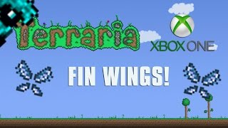 Download Terraria Xbox One Let's Play - Fin Wings [112] Video