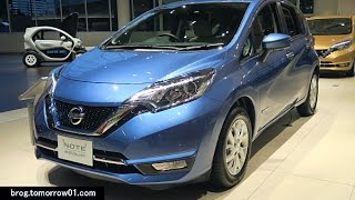 Download Nissan Note e-POWER MEDALIST : Blue Video