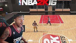 Download NBA 2K16  TRASH TALKER EXPOSES PRETTYBOYFREDO!! 1v1 MYCOURT!! THE REMATCH!! PT 2 Video