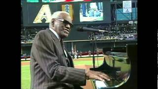 Download ★ Ray Charles ★ America the Beautiful ★ 2001 World Series ★ Video