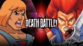 Download He-Man VS Lion-O   DEATH BATTLE! Video