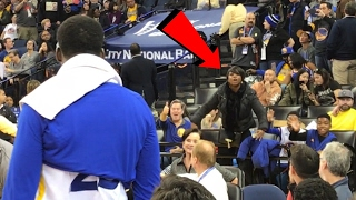 Download DRAYMOND GREEN GOT IN A FIGHT WITH A FAN Video