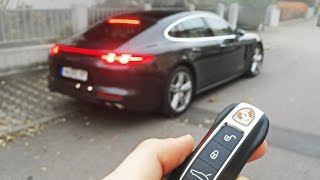 Download All New Porsche Panamera 4S - Launch Control Sound and in Detail ! Video