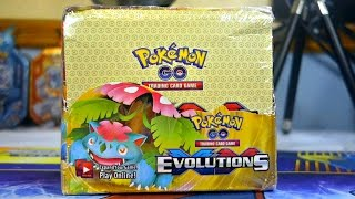 Download FAKE POKEMON GO EVOLUTIONS BOOSTER BOX OPENING! ALMOST 100 ULTRA RARES! Video