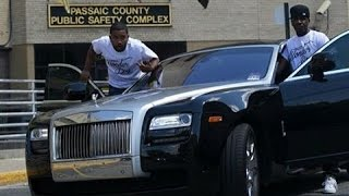 Download P Dice Bails out of Jail for $1,000,000 and Hops Right into a Rolls Royce. Video