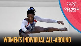Download Women's Individual All-Around Final - Artistic Gymnastics   Rio 2016 Replay Video